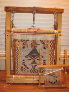 Build a navajo loom