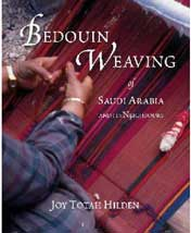 Bedouin Weaving cover