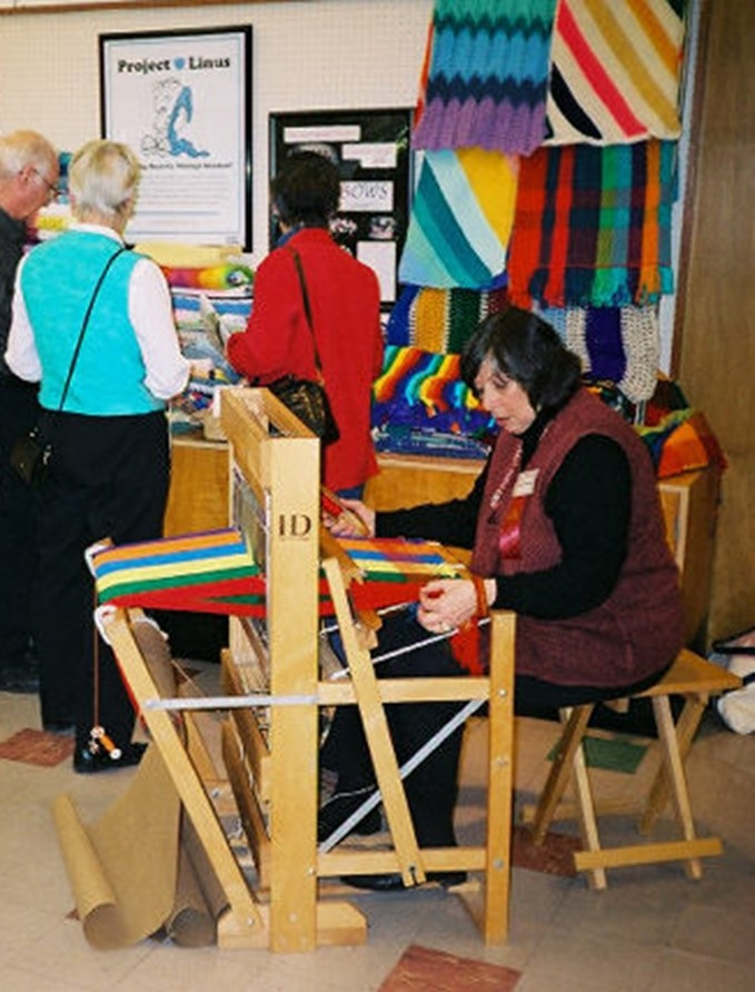 Cnchsacramento Weavers 39 And Spinners 39 Open House Cnch