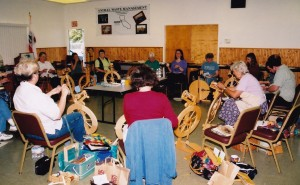 Spinning Class after the meeting