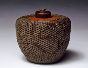 Nancy Moore Bess 'Cha Tea Jar' 2003