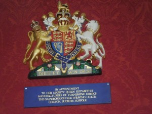 Appointed by the Queen