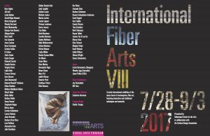 Internation Fiber Arts 8 Promo